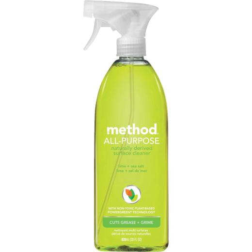 Method 28 Oz. Lime + Sea Salt All-Purpose Cleaner