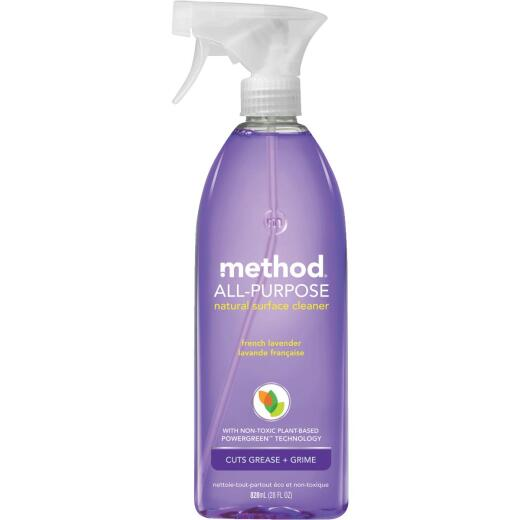 Method 28 Oz. French Lavender All-Purpose Cleaner