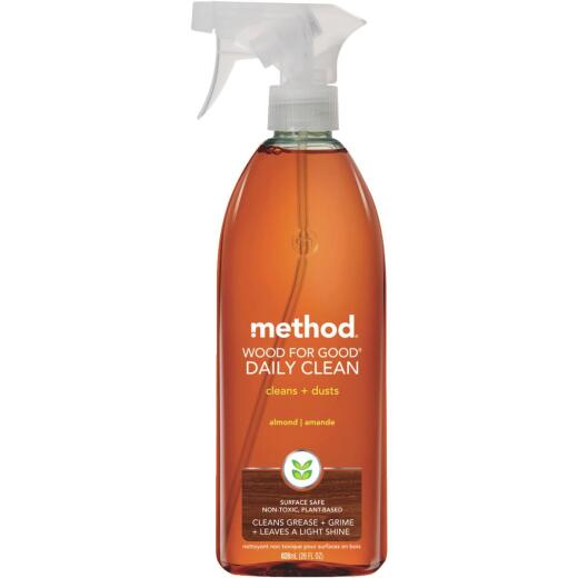 Method Wood For Good 28 Oz. Almond Daily Wood Cleaner