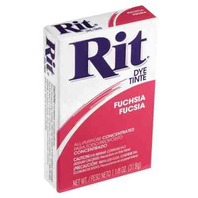 Rit Fuchsia 1-1/8 Oz. Powder Dye