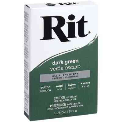 Rit Dark Green 1-1/8 Oz. Powder Dye