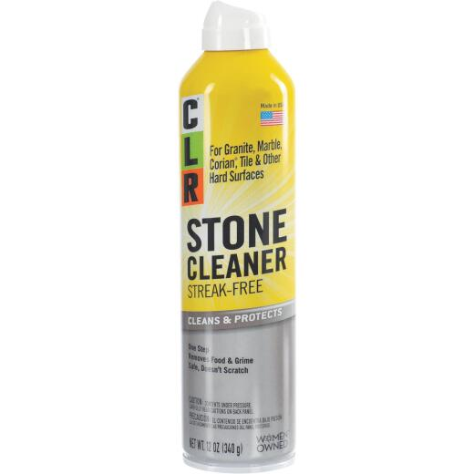 CLR 12 Oz. Stone Granite Cleaner