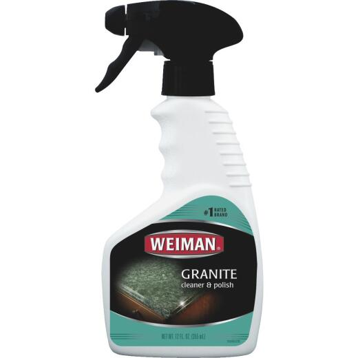 Weiman 12 Oz. Granite Cleaner & Polish