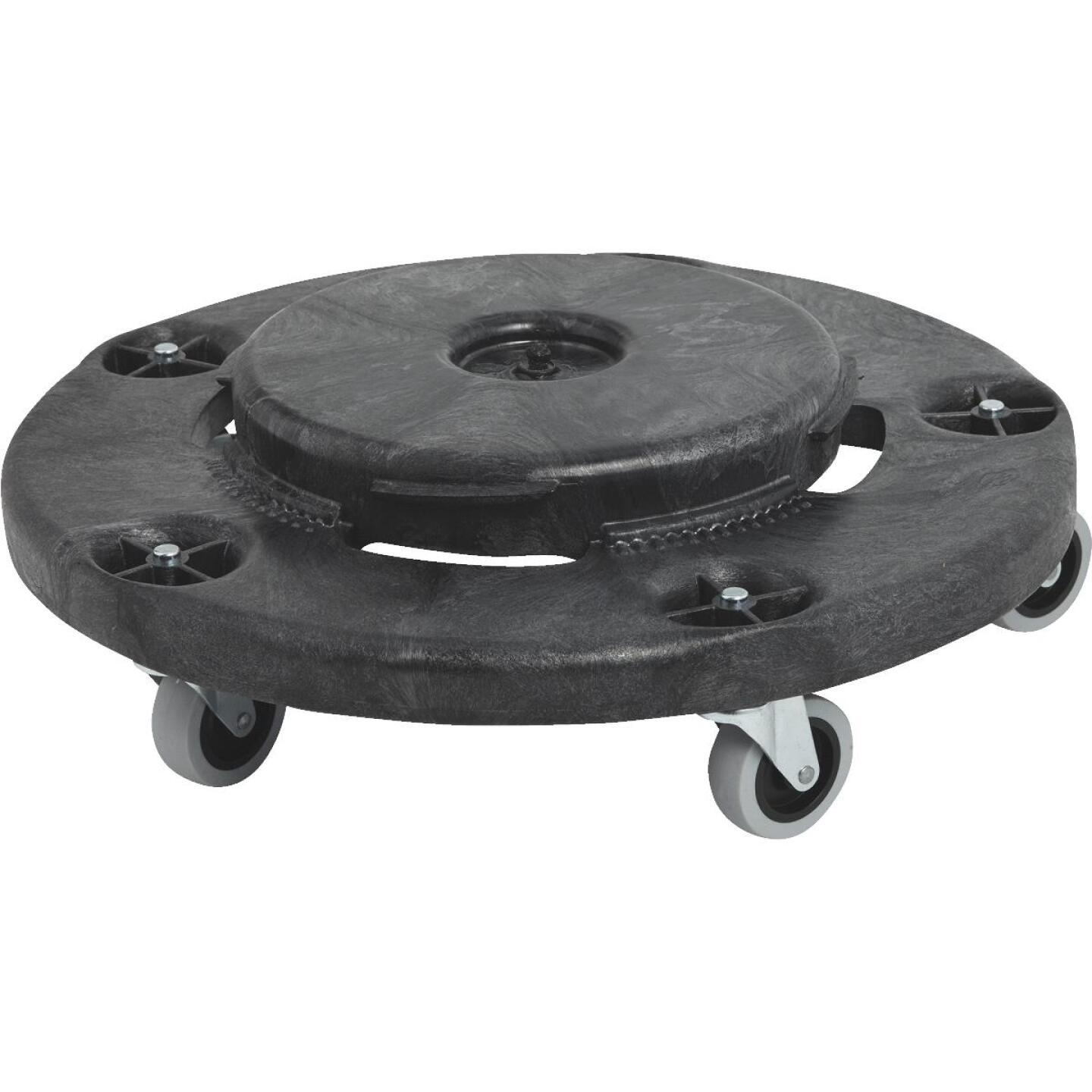 Rubbermaid Commercial Brute Trash Can Dolly Image 1