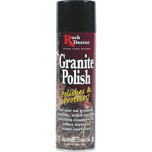 Rock Doctor 18 Oz. Granite Polish