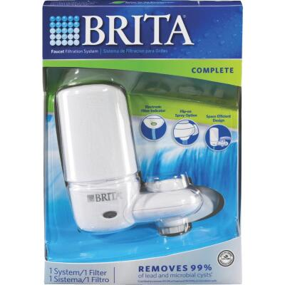 Brita On Tap System Faucet Mount Water Filter