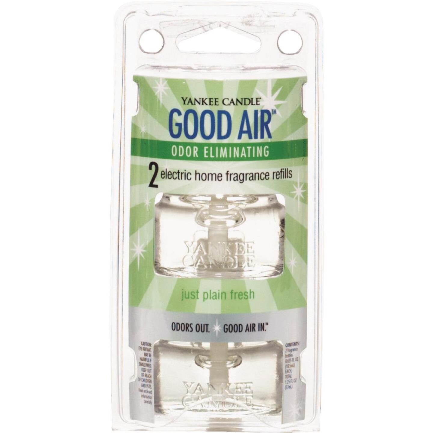 Yankee Candle Good Air Just Plain Fresh Freshener Refill (2-Count) Image 1