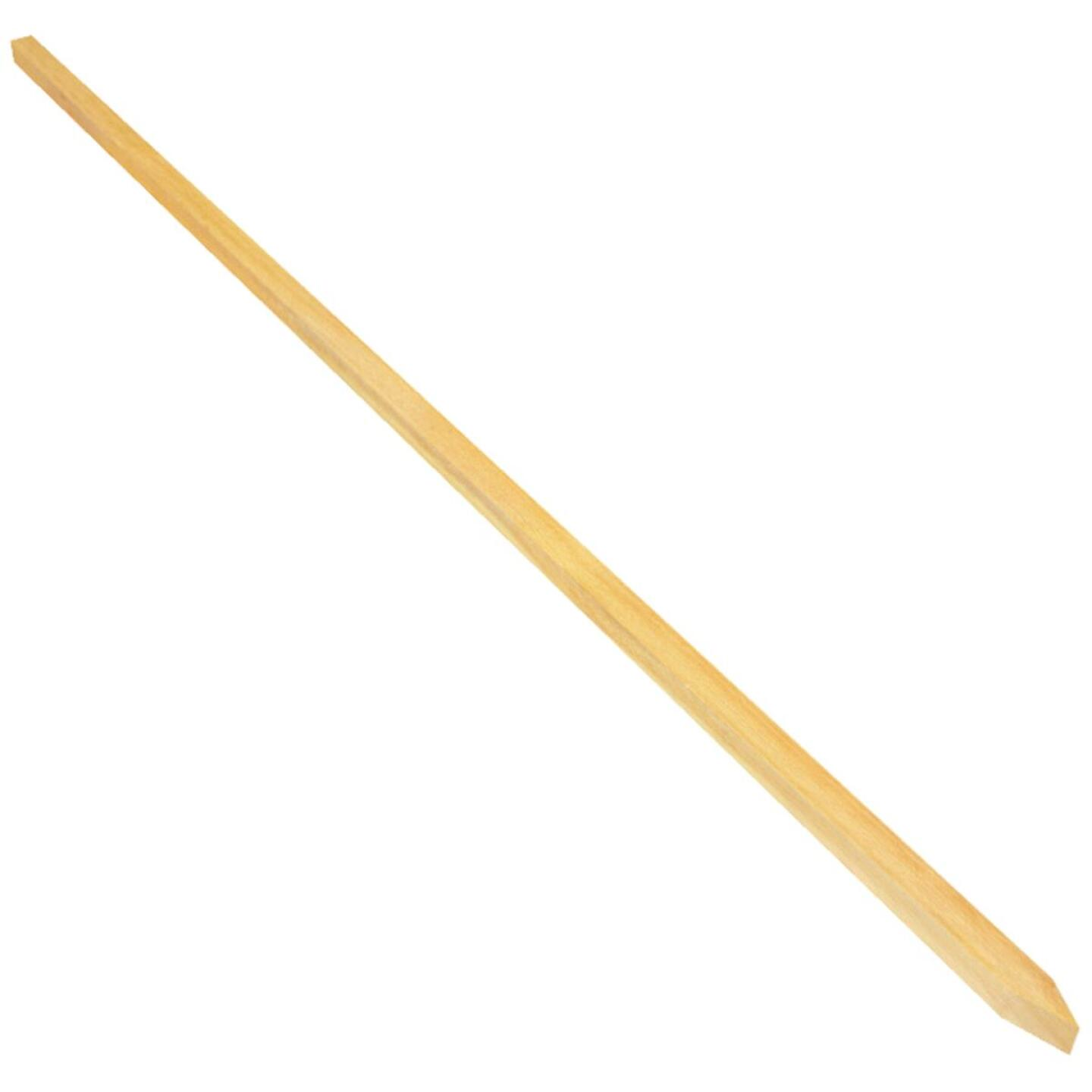 Greenes Fence 4 Ft. Wood Plant Stake Image 1