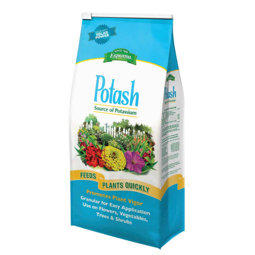 Espoma 6 Lb. 0-0-60 Potash Garden Fertilizer