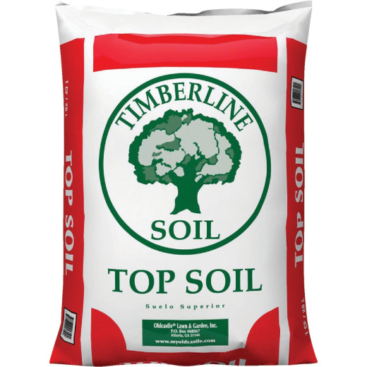Timberline 40 Lb. All Purpose Top Soil