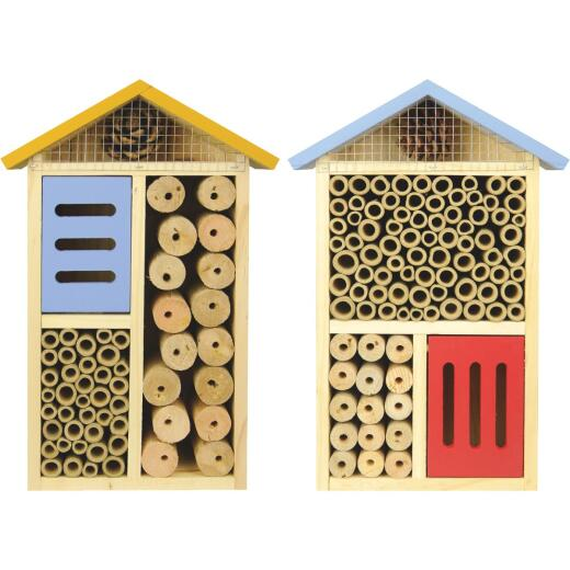 Nature's Way Multi-Chamber Cedar Insect House