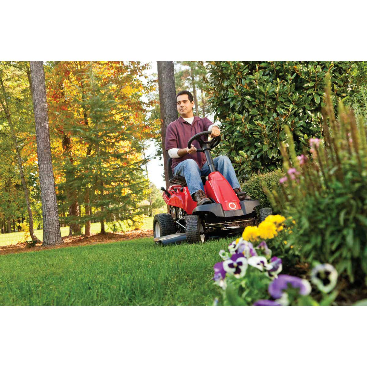Troy-Bilt 30 In. 382cc Troy-Bilt Neighborhood Lawn Tractor Image 3
