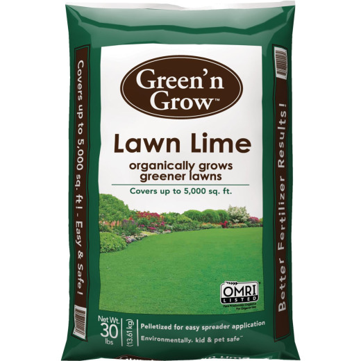 Green N Grow 30 Lb. Lawn Lime