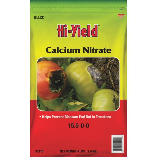 Hi-Yield 4 Lb. Ready To Use Granules Tomato Blossom End Rot Preventer