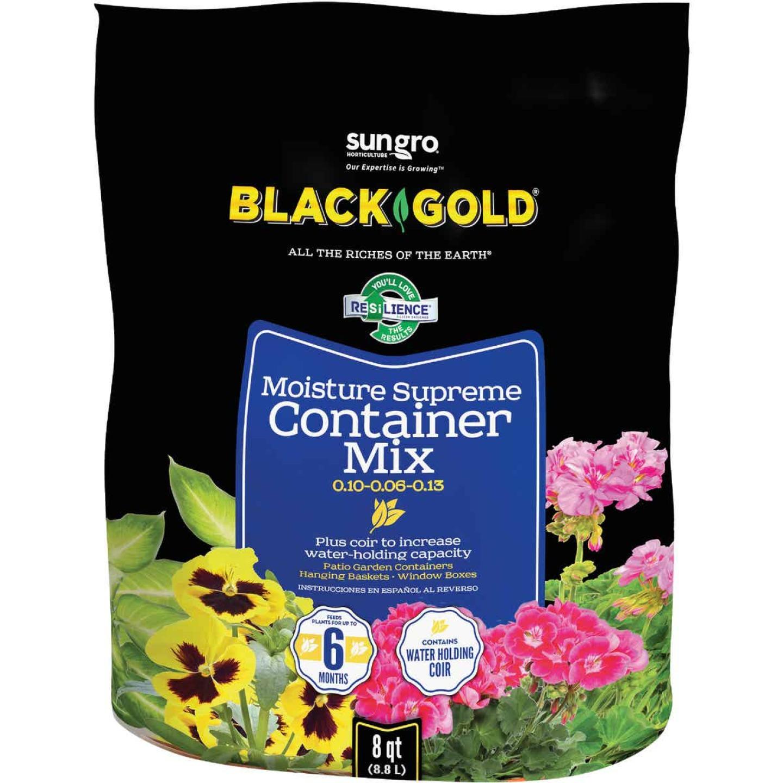 Black Gold Moisture Supreme 8 Qt. 6 Lb. Container Potting Soil Image 1