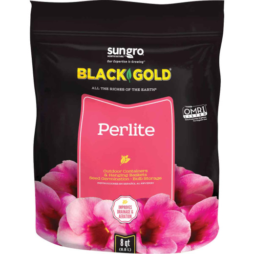 Black Gold 8 Qt. 8 Lb. Perlite
