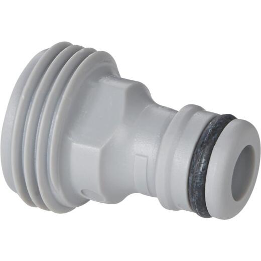 Gardena Classic Male Plastic Quick Connect Connector Accessory Adapter