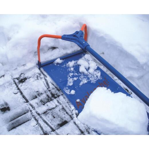Avalanche 500 16 Ft. Fiberglass Snow Roof Rake Removal System