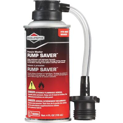 Briggs & Stratton Pump Saver 4 Oz. For Pressure Washer