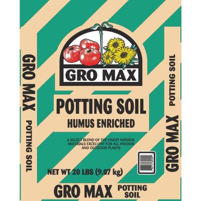 Gro Max 20 Lb. All Purpose Potting Soil