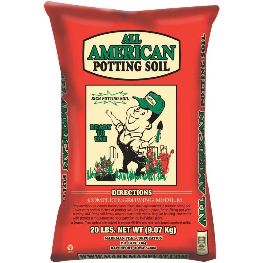 All American 20 Lb. All Purpose Potting Soil
