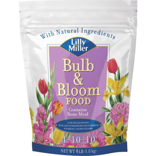Lilly Miller 4 Lb. 4-10-10 Bloom & Bulb Food