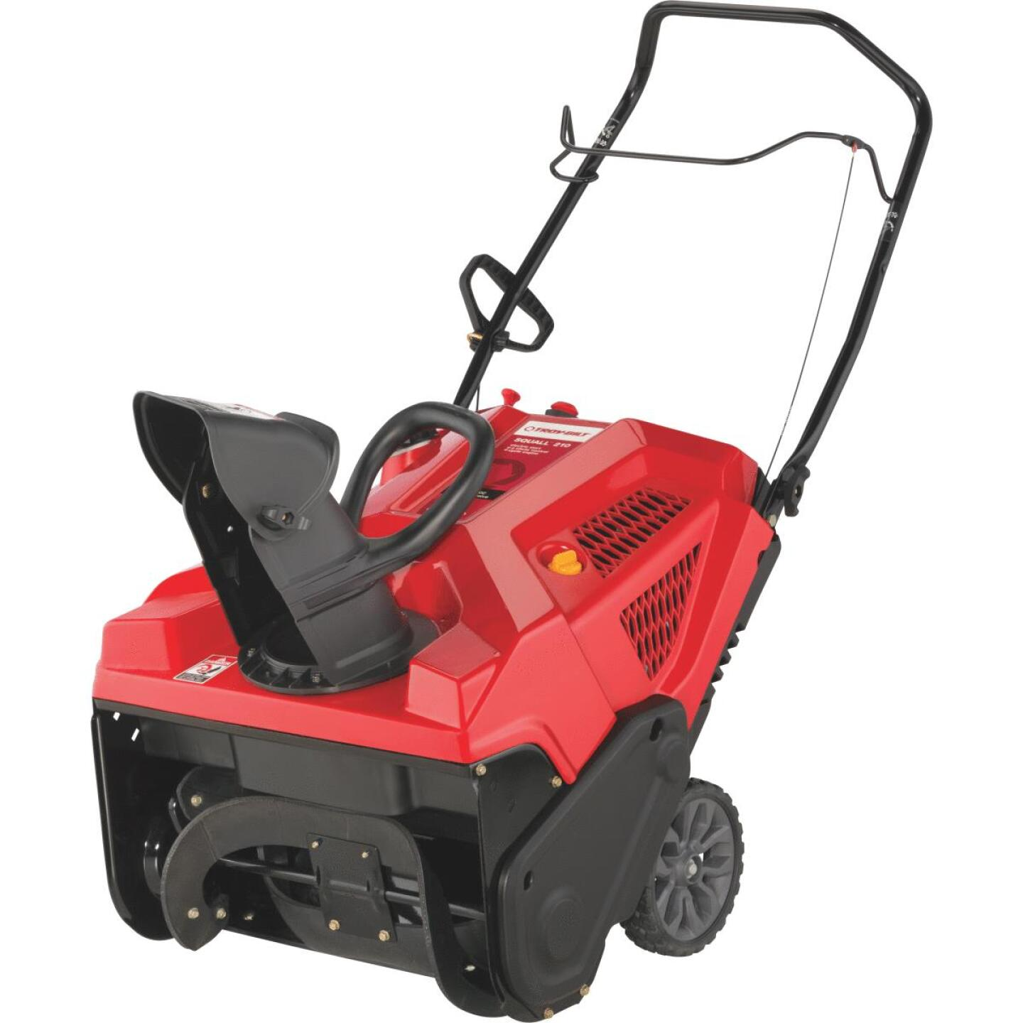 Troy-Bilt Squall 210 21 In. 179cc Single-Stage Gas Snow Blower Image 1