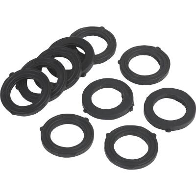 Best Garden 3/4 In. Vinyl Hose Washer (10-Pack)