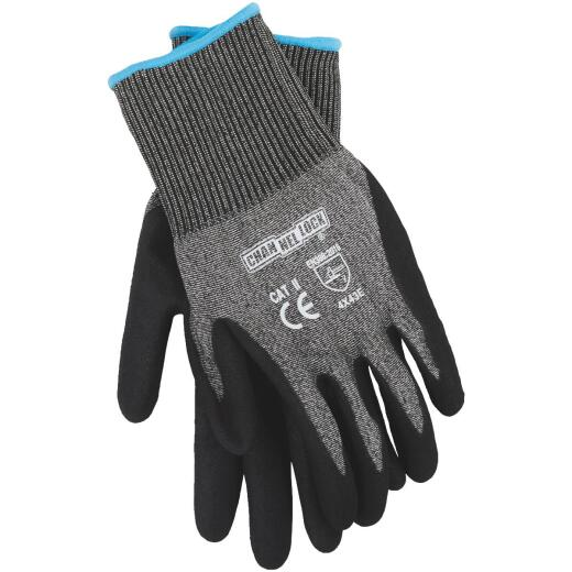 Channellock Men's XL Nitrile Dipped Cut 5 Glove