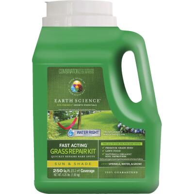Earth Science 4.25Lb. 250 Sq. Ft. Coverage Northern Sun & Shade Grass Patch & Repair