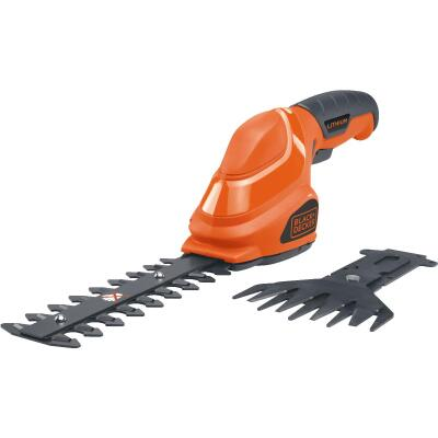 Black & Decker 6 In. 3.6V Lithiom Ion Cordless Grass Shear & Shrubber