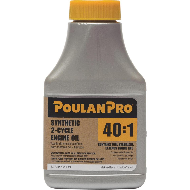 Poulan Pro 3.2 Oz. Semi-Synthetic 2-Cycle Motor Oil Image 1