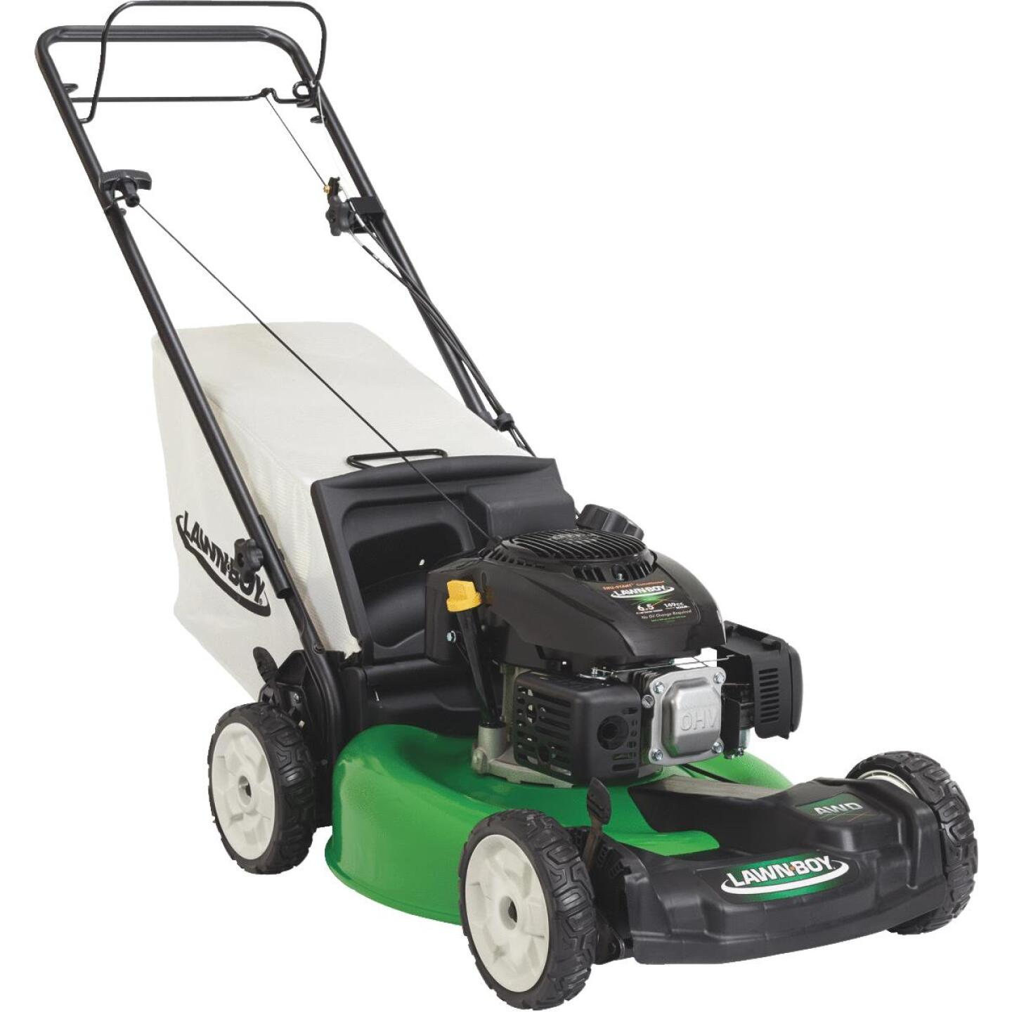 LawnBoy 21 In. Variable Speed All Wheel Drive Self Propel Gas Lawn Mower Image 1