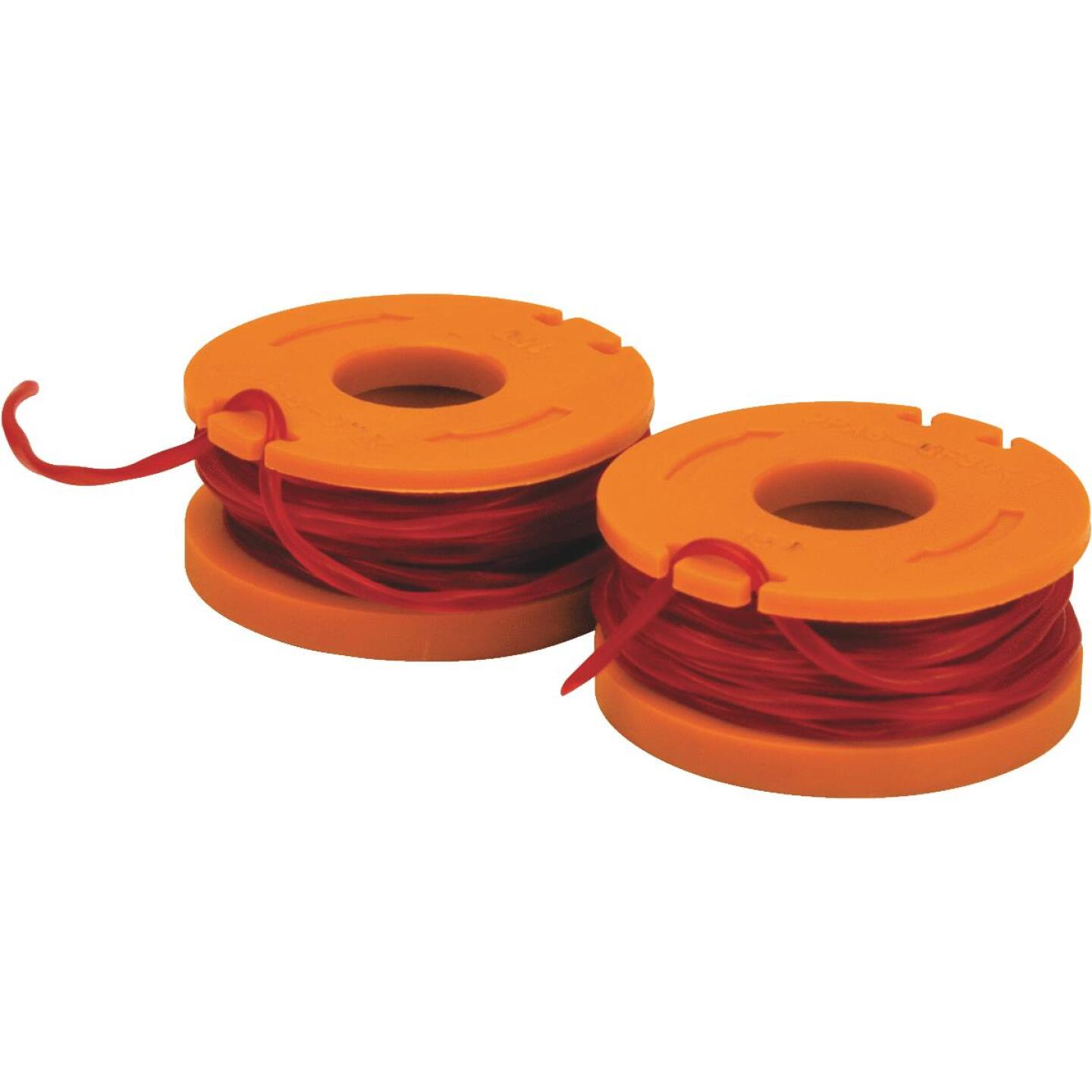 Worx 0.065 In. x (2) 10 Ft. Trimmer Line Spool (2-Pack) Image 1