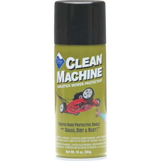 Good Vibrations Clean Machine Nonstick Mower Protectant