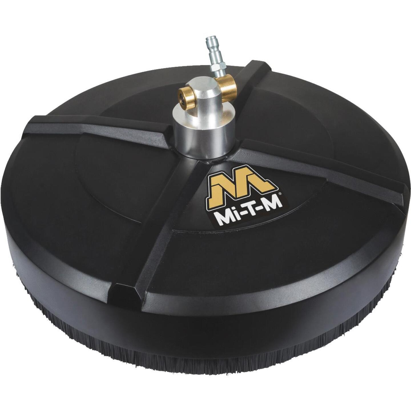 Mi-T-M 14 In. Rotary Surface Cleaner for Gas Pressure Washer with Quick Connect Plug Image 1
