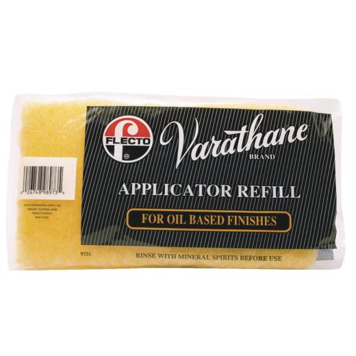 Varathane 10 In. Lambswool / Oil-Based Floor Finish Applicator