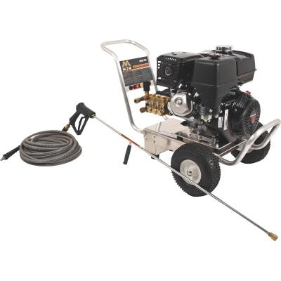 Mi-T-M 3500 psi 3.5 GPM Cold Water Gas Pressure Washer