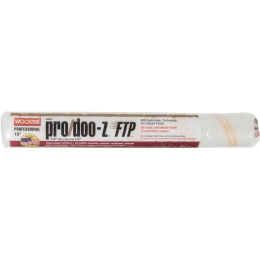 Wooster Pro/Doo-Z FTP 18 In. x 1/2 In. Woven Fabric Roller Cover
