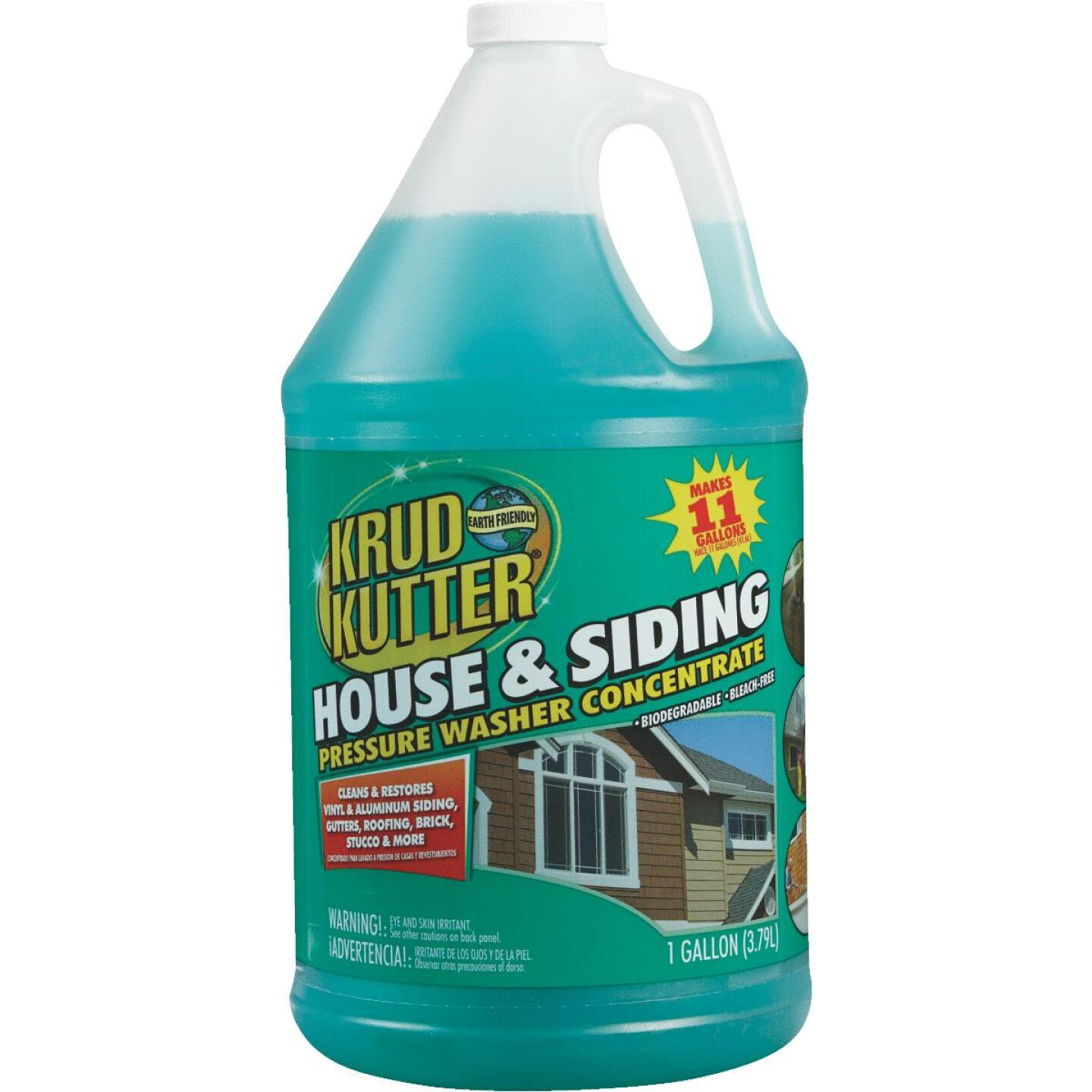 Krud Kutter House and Siding Cleaner Pressure Washer Concentrate, 1 Gal. Image 1