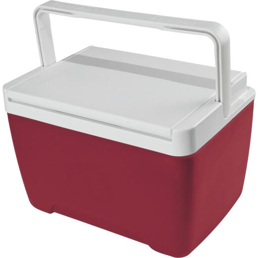 Igloo Island Breeze 9 Qt. Cooler, Red