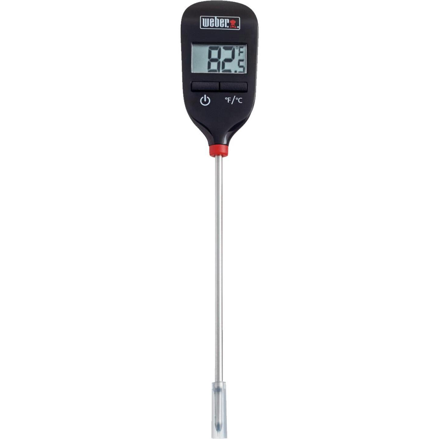 Weber Instant Read Digital 8 In. Thermometer Image 1