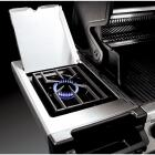 Broil King Baron 420 Pro Special Edition Black 4-Burner Stainless Steel 40,000 BTU LP Gas Grill Image 10