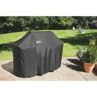 Weber Summit 400S Premium 67 In. Black Polyester Grill Cover Image 5