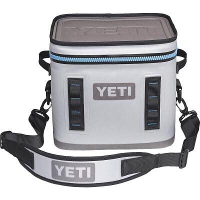 Yeti Hopper Flip 12 Gray Soft-Side Cooler (13-Can)
