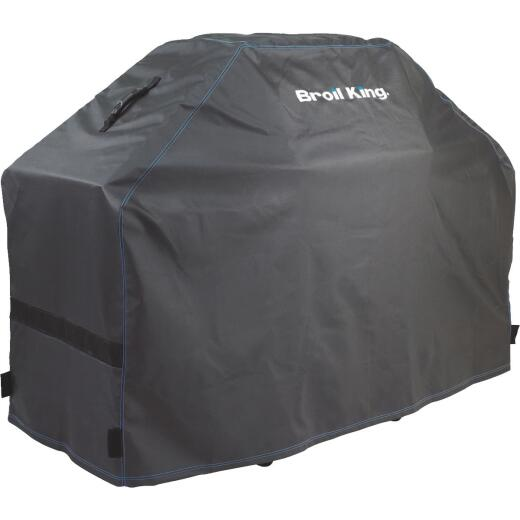 Broil King Premium 70.5 In. Black Polyester Grill Cover
