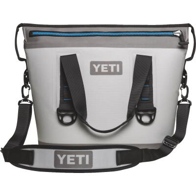 Yeti Hopper Two 20 Gray Soft-Side Cooler (16-Can)