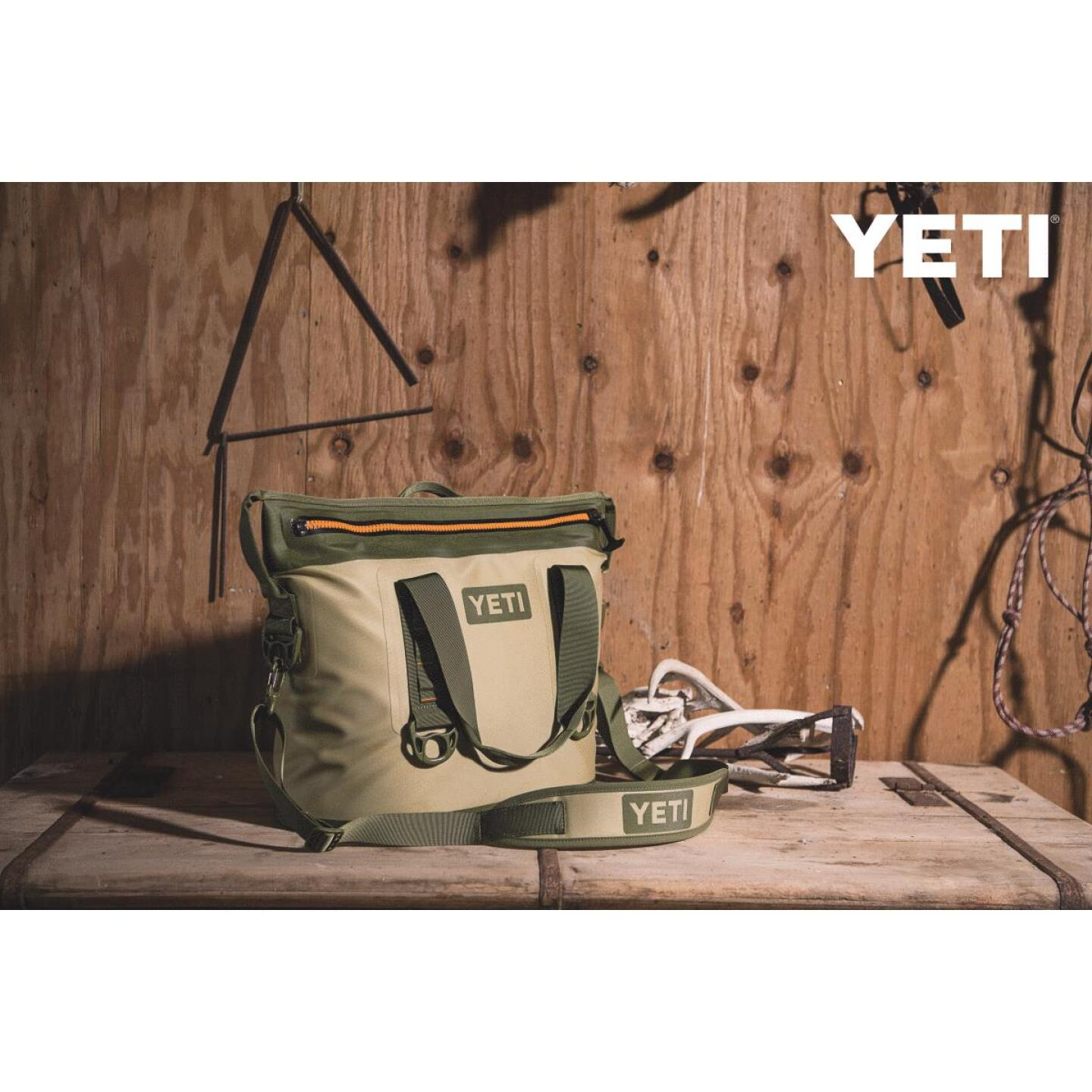 Yeti Hopper Two 20 Tan Soft-Side Cooler (16-Can) Image 2