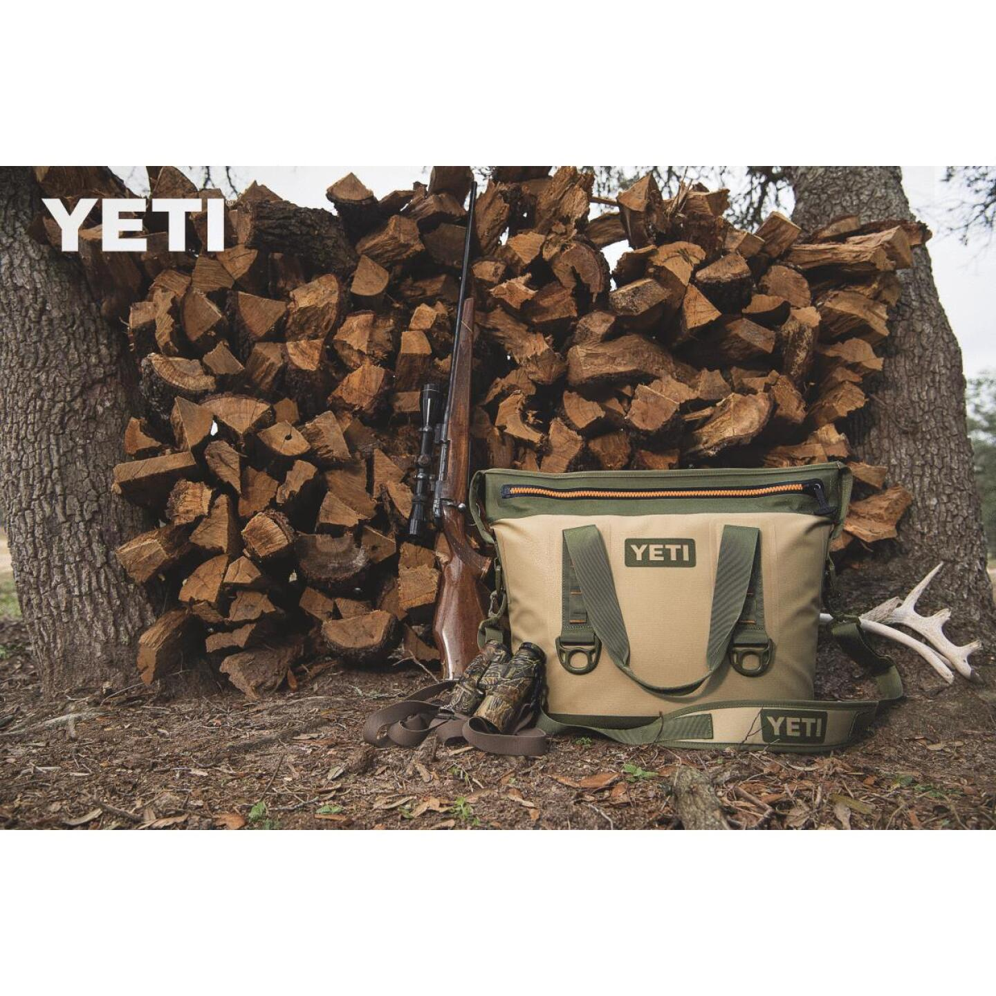 Yeti Hopper Two 20 Tan Soft-Side Cooler (16-Can) Image 3