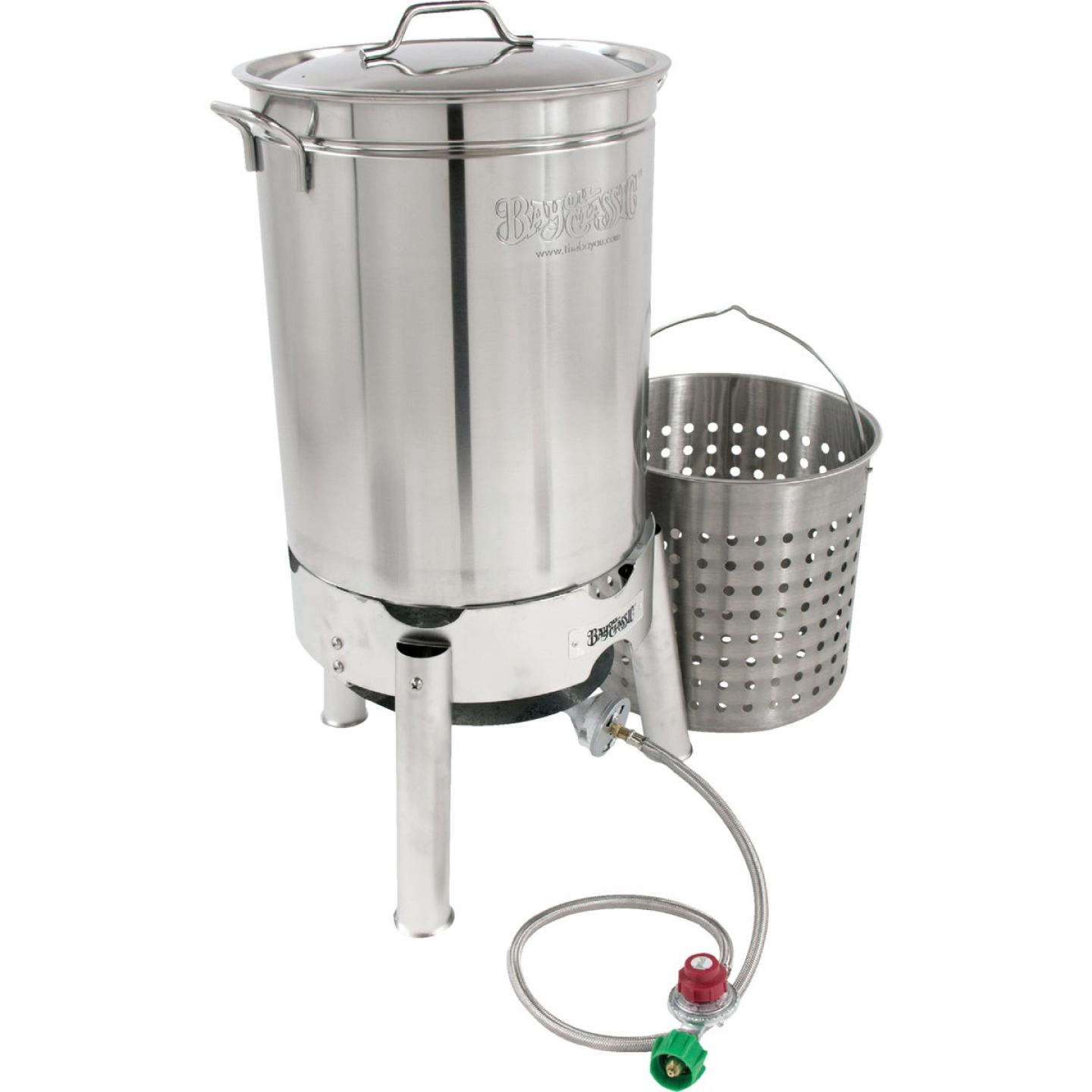 Bayou Classic Outdoor Cooker Kit Image 1